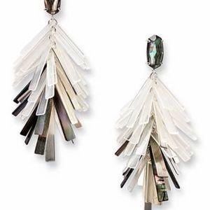 Kendra Scott Earrings Justyne Drop Earrings